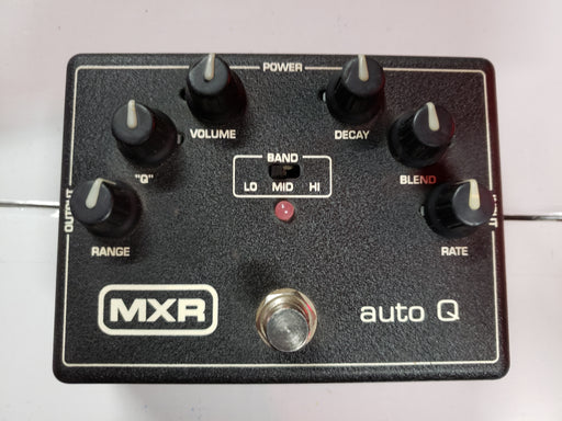 MXR Auto Q Filter and Wah Pedal USED - Red One Music