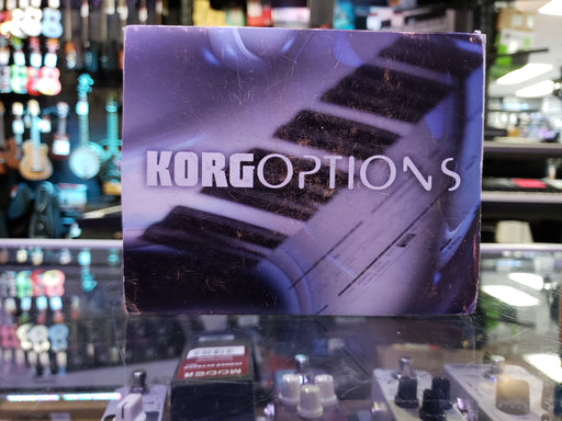 Korg Options Kit d'installation du disque dur HDIK-2 PA3X - Red One Music