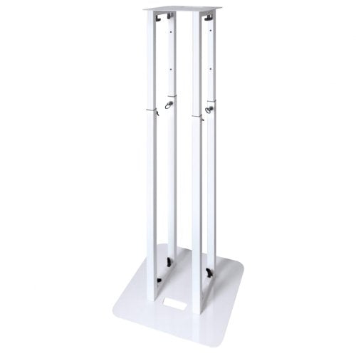 Novopro PS1 XXL Adjustable Podium Stand 7ft (white)