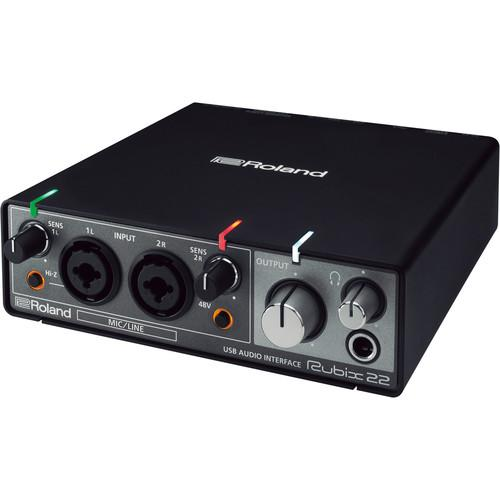 Roland Rubix22 2X2 Usb Audio Interface