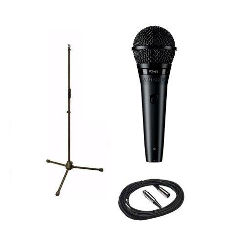 Shure Pga58Bts Vocal Microphone - Red One Music