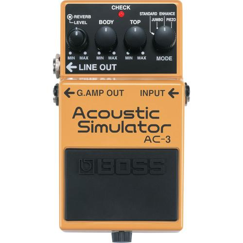 BOSS AC-3 AC-3 ACOUSTIC SIMULATOR