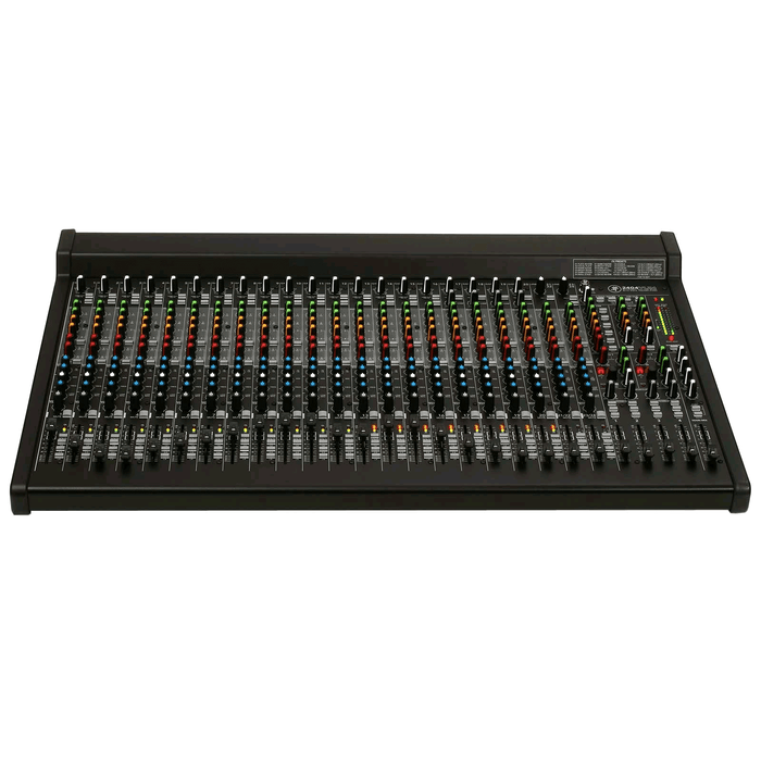 Mackie 2404VLZ4 Table de mixage FX 24 canaux 4 bus avec USB - Red One Music