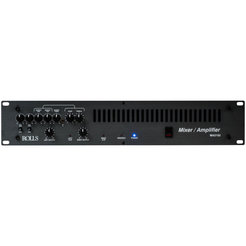 Rolls Ma2152 5-Input 70V/Mixer amplifier - Red One Music