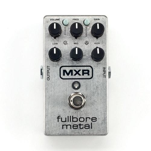 Mxr M116 Fullbore Metal  Fullbore Metal Distortion - Red One Music