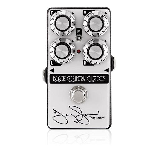 Laney TI-Boost Tony Iommi Signature Boost Effects Pedal