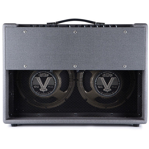 "Blackstar SILVERDLX100S Silverline Stereo Deluxe 100W 2x12"" Combo Amplifier for Electric Guitar"