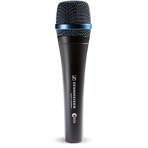 Sennheiser E 935 Professional Cardioid Dynamic Handheld Vocal Microphone - Red One Music