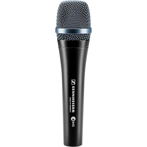Sennheiser E 945 Supercardioid Dynamic Handheld Vocal Microphone - Red One Music