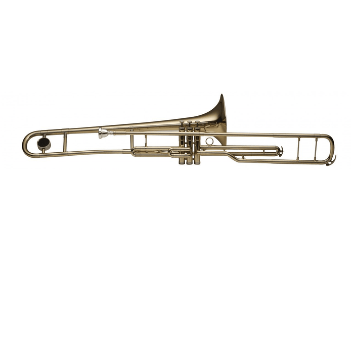 Stagg Ws-Tb285  Bb Valve Trombone 3 Pistons Wabs Case