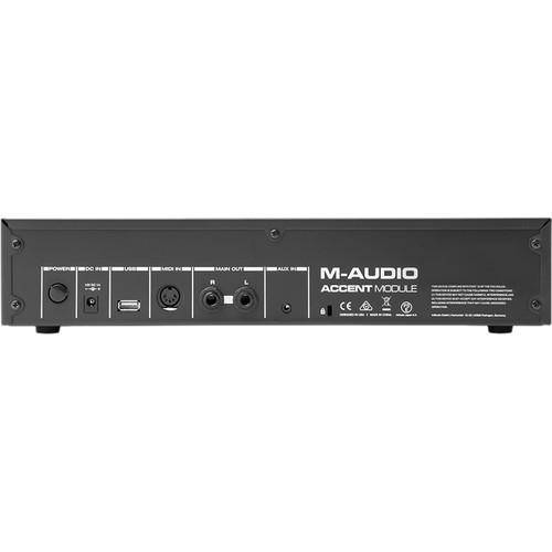 M-AUDIO ACCENT MODULE STAGE PIANO MODULE WITH USB MIDI HOSTING