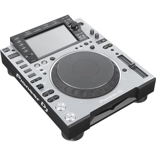 Decksaver DS-PCFP-CDJ2000NXS2 Cover - Red One Music