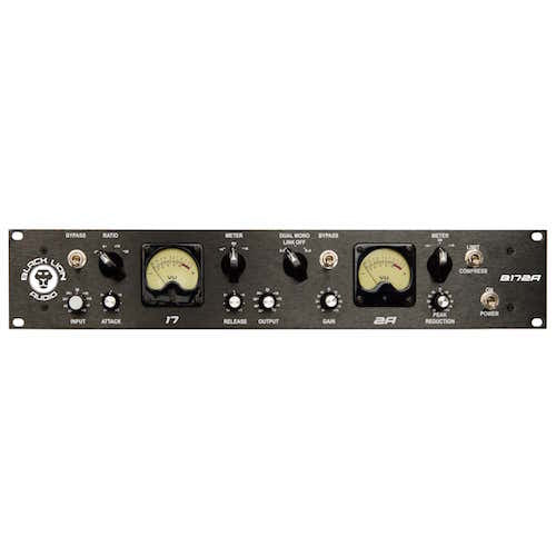 Black Lion Audio B172A FET / Optical Dual Compressor - Red One Music