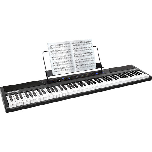 Alesis Concert 88-Key Digital Piano with Full-Sized Keys