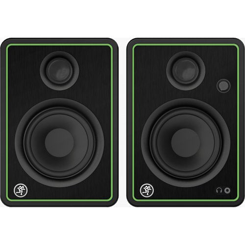 Moniteur multimédia Mackie CR4-XBT 4 ″ avec paire Bluetooth® - Red One Music