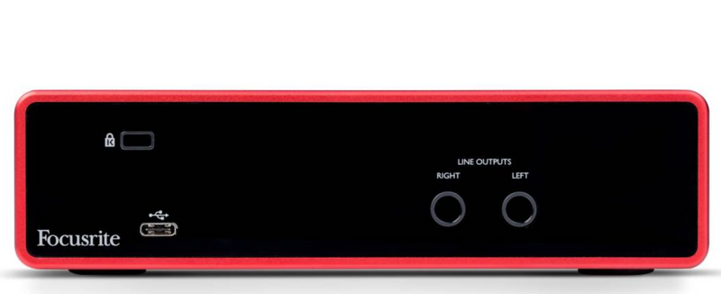 Focusrite SCARLETT 2i2 3RD GEN 2-In  2-Out USB