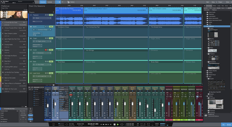 PreSonus Studio One 5 Professional Upgrade from Artist for Quantum Interface Users (Download)