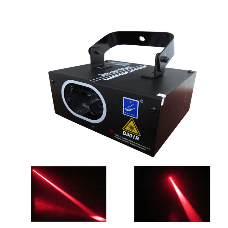 Big Dipper B301R Laser Light