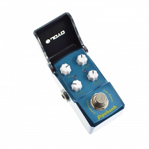 Joyo Jf-312 Compressor Pedal - Red One Music