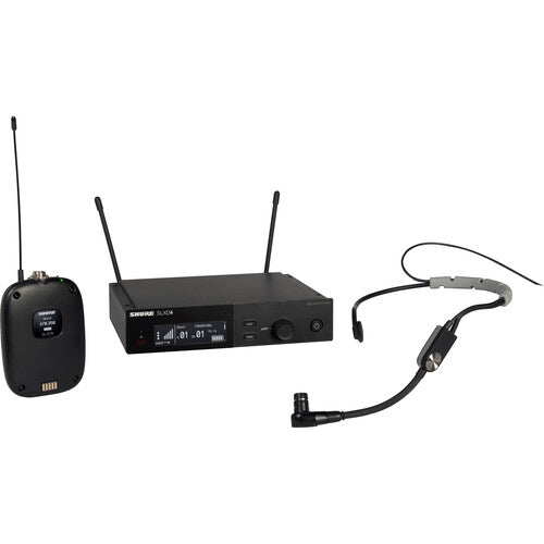 Shure SLXD14/SM35 Digital Wireless Cardioid Performance Headset Microphone System (H55: 514 to 558 MHz)