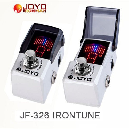 Joyo Jf-326 Tuner Pedal - Red One Music