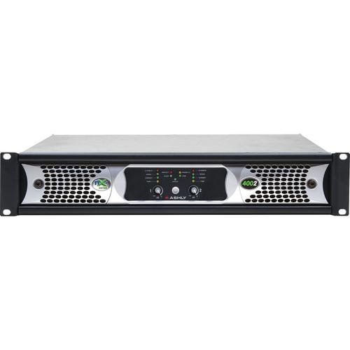 Ashly Nxe4002 Nxe Series Nxe4002 2-Channel 400W Power Amplifier