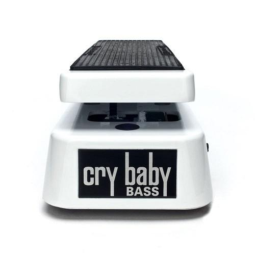 Dunlop 105Q Cry Baby Bass  Cry Baby Bass Wah - Red One Music