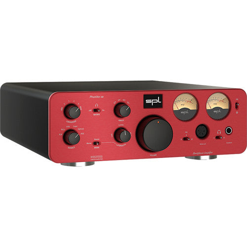 SPL PHONITOR XE Headphone Amplifier & DAC - Red