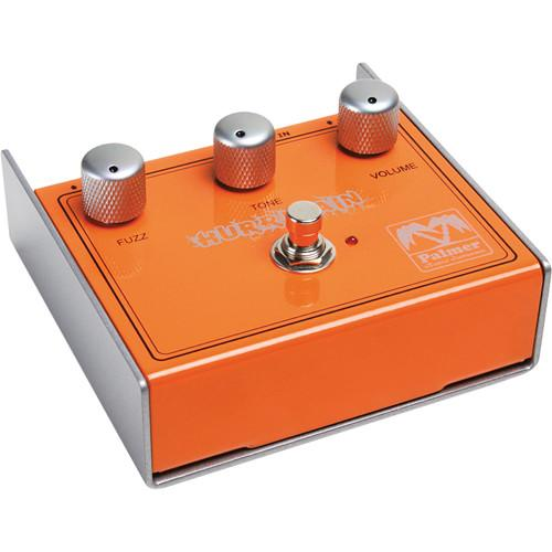 Palmer Pehur Palmer Hurrigain Distortion Pedal - Red One Music