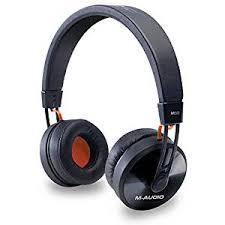 M-Audio M40 On-Ear Headphones - Red One Music