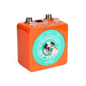 Mooer Sod1 Spark Overdrive - Red One Music