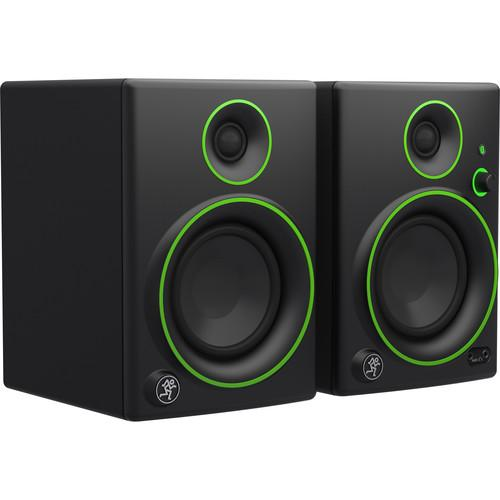 Mackie Cr4Bt 4 Multimedia Monitors With Bluetooth Pair