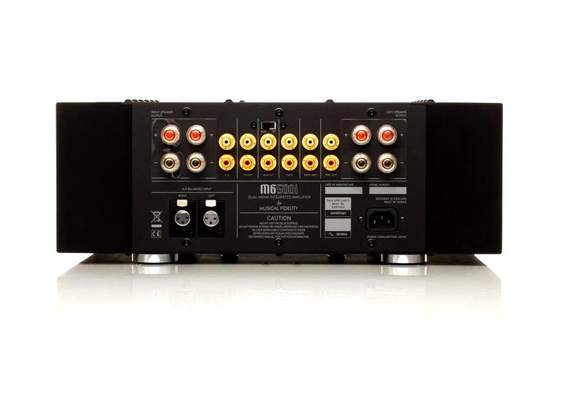 Musical Fidelity M6SI500 Integrated Amplifier - Black