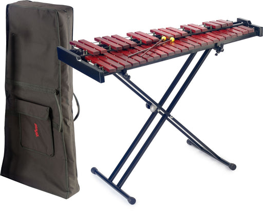 Stagg XYLO-SET 37 HG Xylophone HG Touches 37 Pro avec support et sac