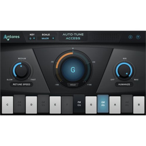 Antares Auto-tune Access (Download) - Red One Music