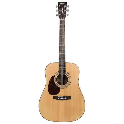 Cort EARTH70-LH-OP Acoustic Guitar Left-Handed - Red One Music