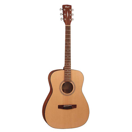 Cort AF505-OP Concert Acoustic Guitar - Red One Music