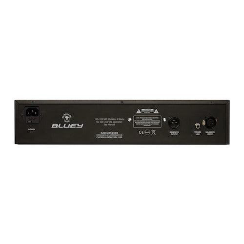 Black Lion Audio Bluey 1-channel FET Limiting Amplifier