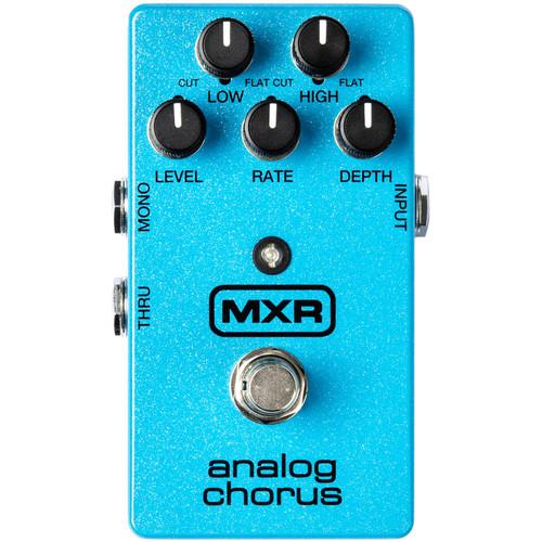 Mxr M234 Analog Chorus Analog Chorus Pedal - Red One Music
