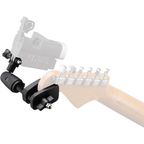Zoom GHM-1 Guitar Headstock Mount For Q4 Handy Video Recorder