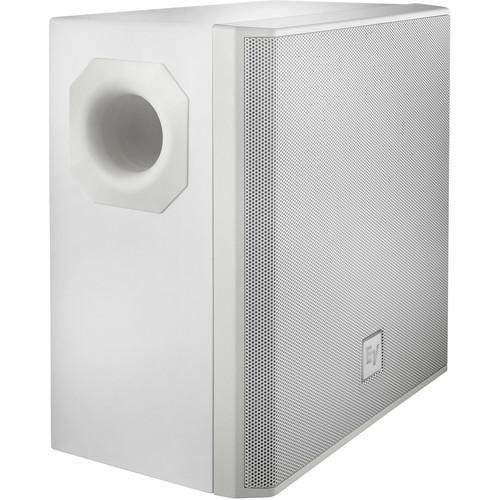 ELECTRO VOICE EVID-40SW SURFACE MOUNT SUBWOOFER WHITE
