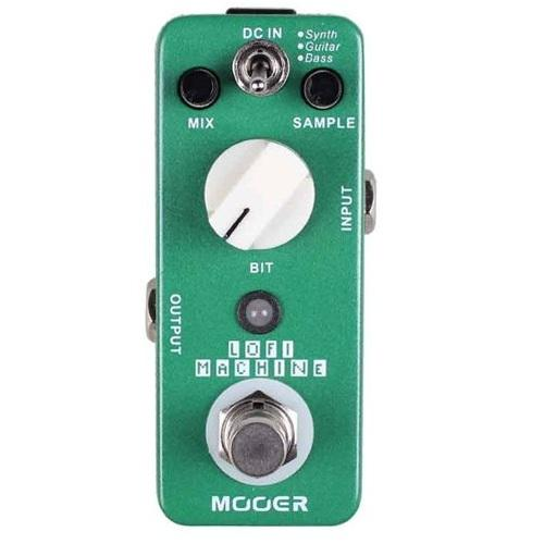 Mooer Mse1 Lofi Machine Guitar Single Effect - Red One Music
