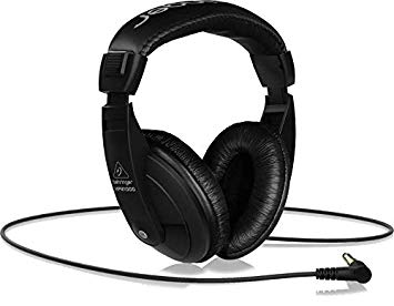 Behringer HPM1000-BK Multi-Purpose Headphones Black