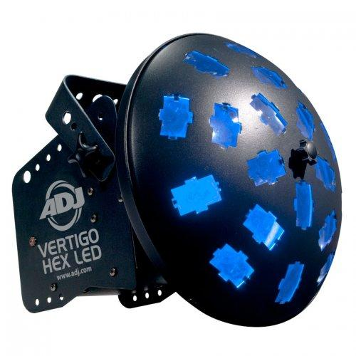American Dj Vertigo-Hex-Led 24W Effect Light