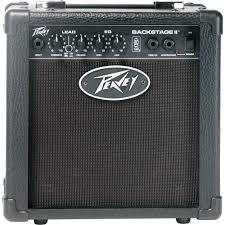 Peavey BACKSTAGE Guitar Amplifier - Red One Music