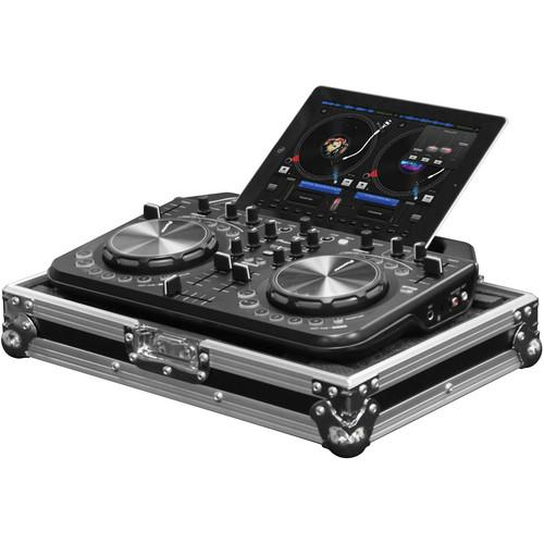 Odyssey Frwego Dj Controller Case Innovative Designs flight Ready Case For Pioneer - Red One Music
