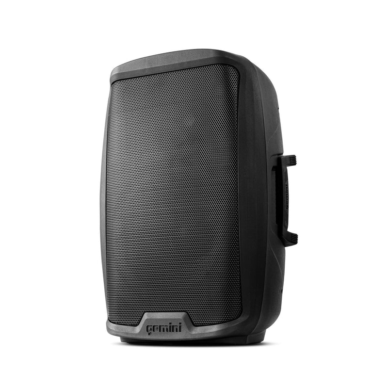 Gemini AS-2112P 1500 Watt Active Loudspeaker 12""