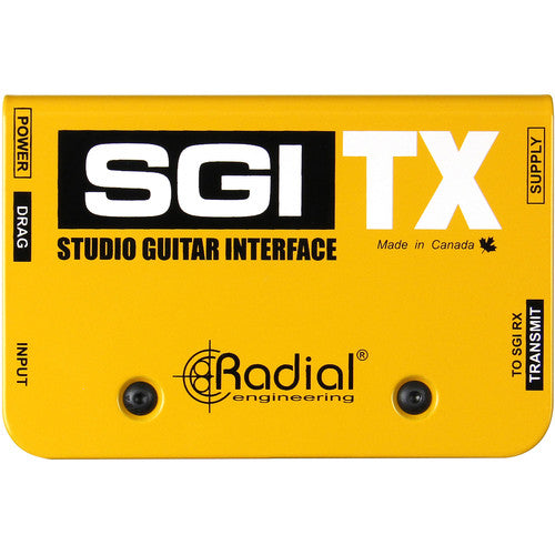 Radial Engineering SGI - TX Studio Guitar Interface System