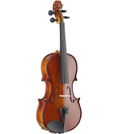 Stagg Vn-34 Ef 34 Solid Maple Violin With Ebony Fingerboard And Standard-Shaped Soft Case