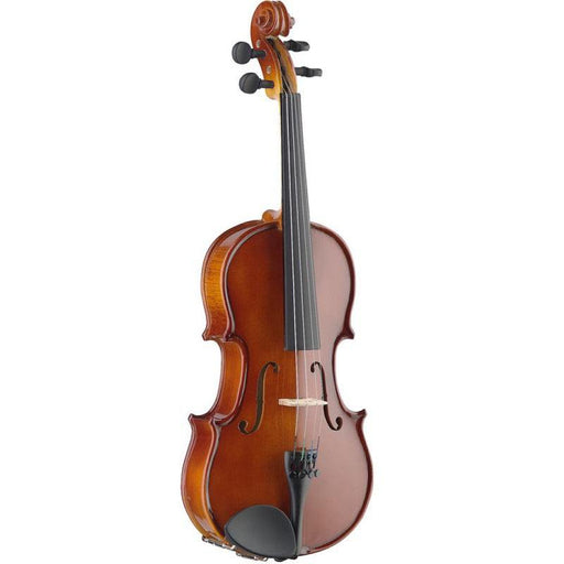 Stagg Vn-44 Ef 44 Solid Maple Violin With Ebony Fingerboard And Standard-Shaped Soft Ca